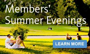 Members'Summer Evenings
